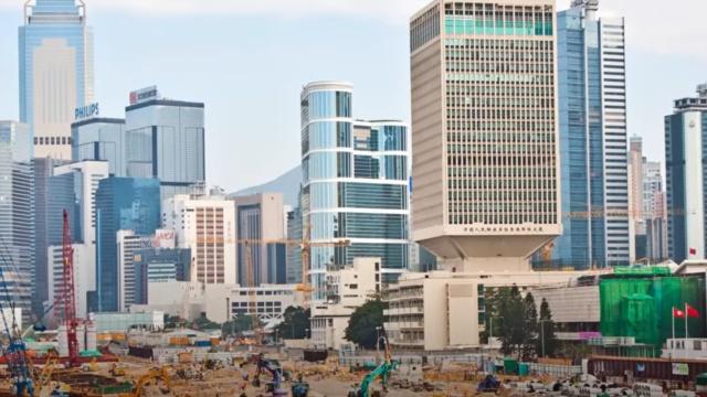 外媒评改变世界的五大中国建筑