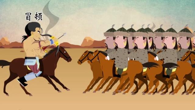 冒顿单于:早了一千年的成吉思汗
