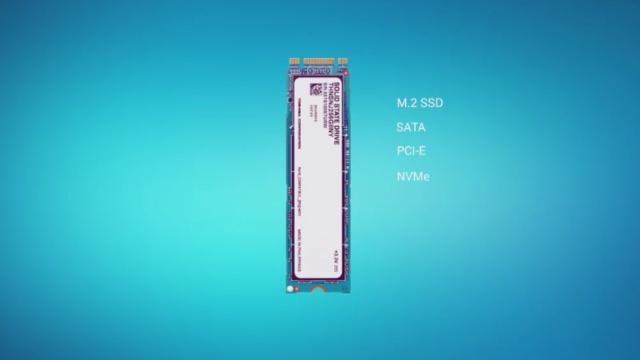 M.2、SATA、PCI-E、NVMe都是啥?