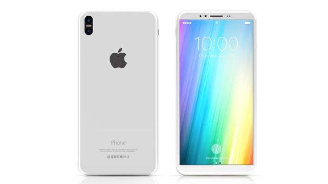 富士康内部曝光iPhone 8