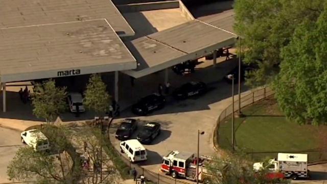 美国地铁站发生枪击案,1死3伤