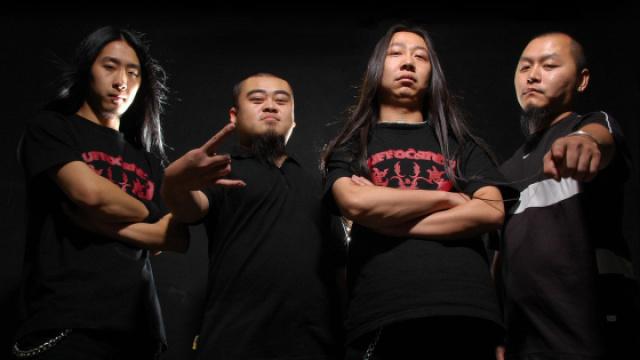 重金属乐队——窒息乐队
