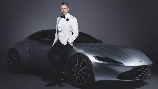 007王牌座驾也来到上海车展啦