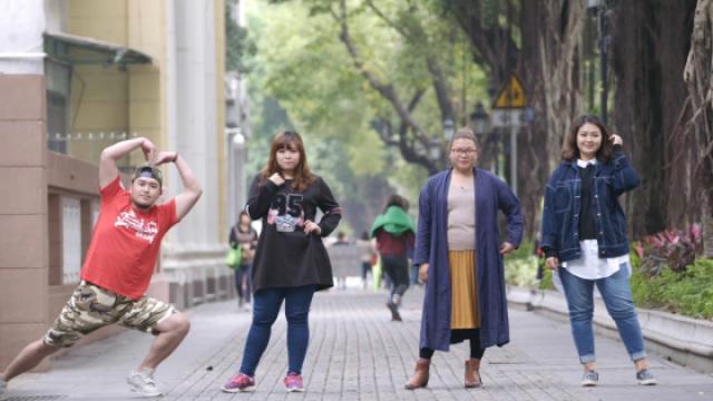 中国最胖女神,180斤的大码女模特