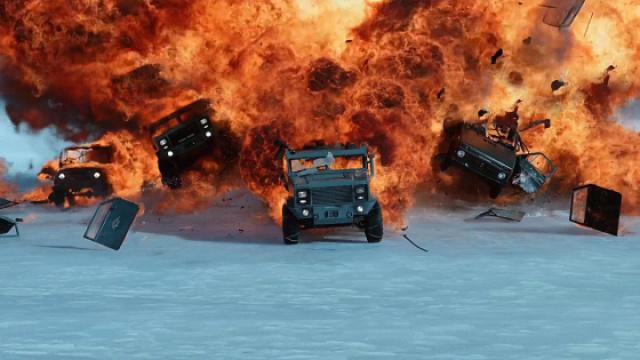 """《速8》米湖上的""""冰与火之歌"""""""
