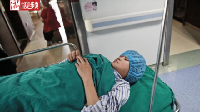 杭州淳安轮椅女孩今进行康复手术