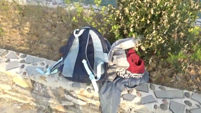 9岁男孩下河溺亡,衣服书包留岸边