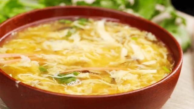 1分钟学会这道暖心开胃汤!