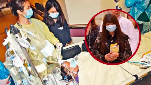 捐肝仅续他人7天命,她却觉得很值