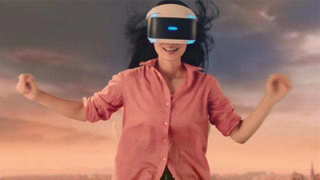 VR设备没游戏玩?很多新游戏快来了