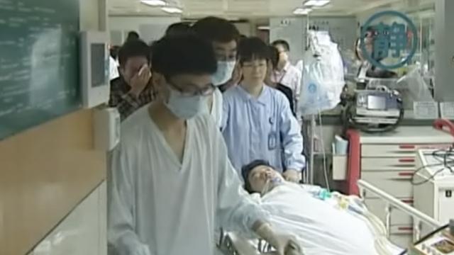 与病魔斗争多年后,他捐器官救5人