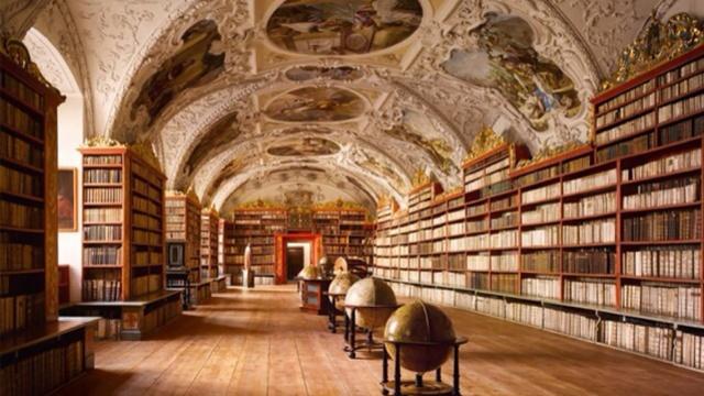 世界最美图书馆,去布拉格不要错过