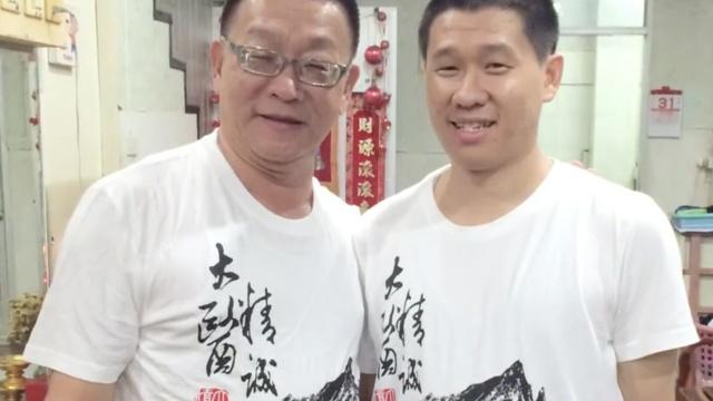 在中国行医的泰籍中医师