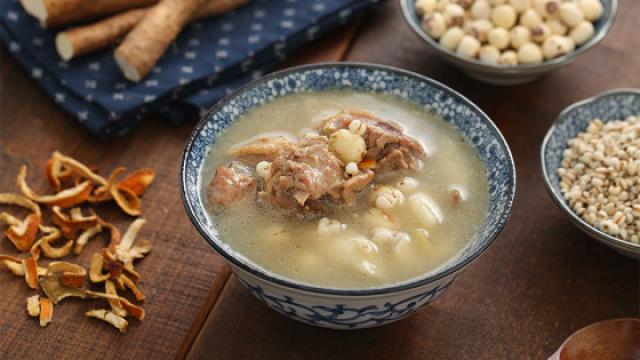 薏米陈皮水鸭汤,小满养生祛湿健脾