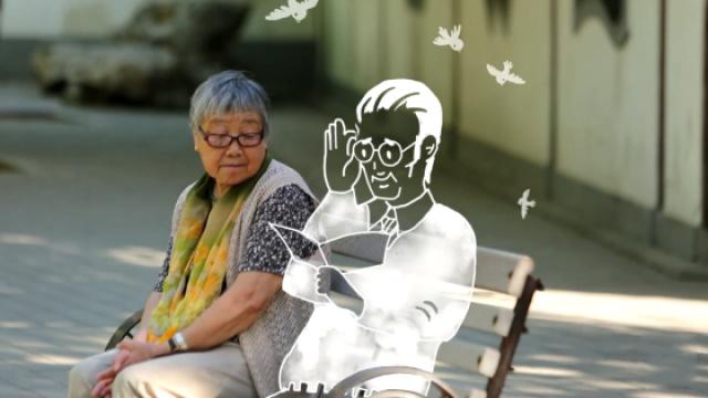 奶奶的约会——陪伴是最长情的告白
