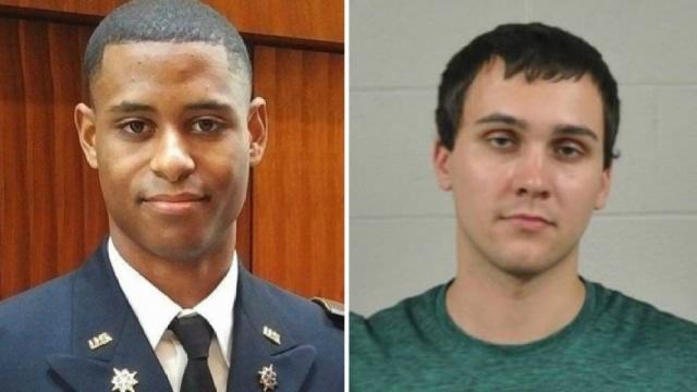 仇恨犯罪?马里兰大学男生捅死黑人