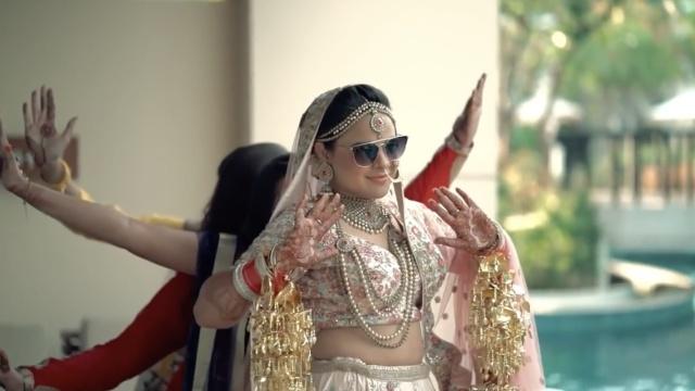 印度新娘古板?看看她的嘻哈风婚礼