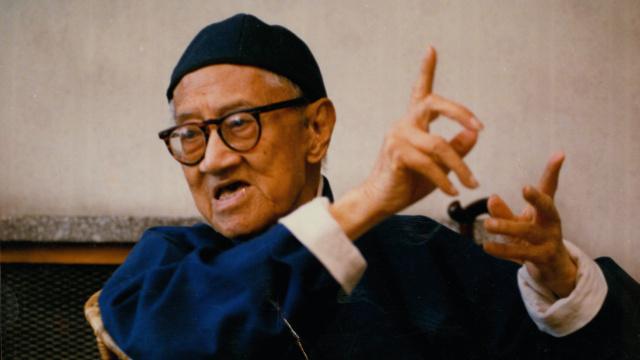 先生|梁培宽:我的父亲梁漱溟