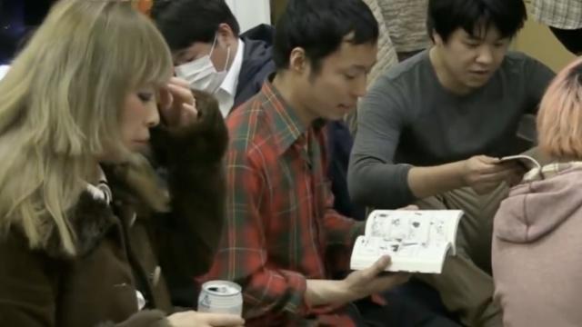 日本啃老族宅男组建共享之家:省钱