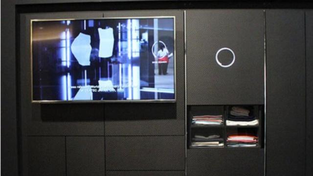 全球首款自动叠衣机开卖,售价12万