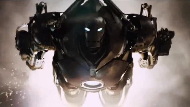 神秘超级英雄钢铁侠,竟然有两个?