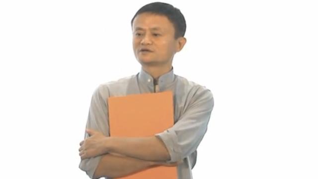 马云:农村是中国教育改革最佳地点
