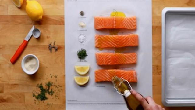 用一张纸就能烹饪出顶级美食