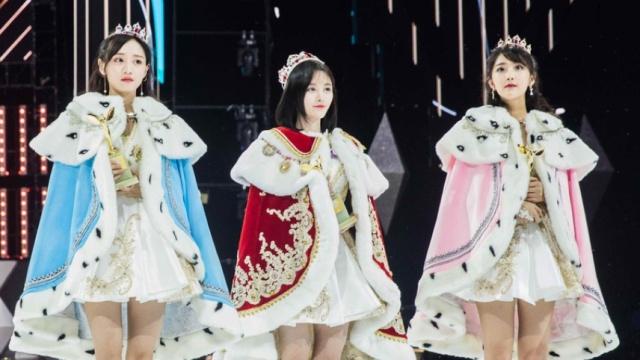 SNH48总决选,一夜狂吸1亿RMB