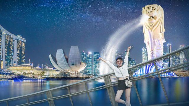 会玩的人来新加坡都这么逛
