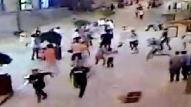 视频|九寨沟地震,甘肃山西震感强烈