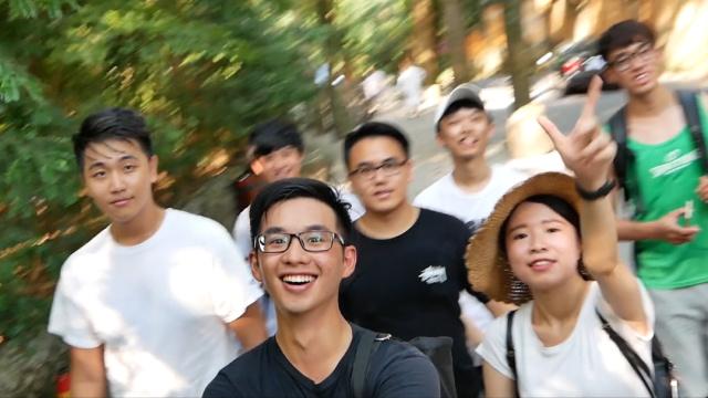 我的台州朋友圈