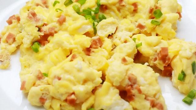 鸡蛋最好吃的3种做法