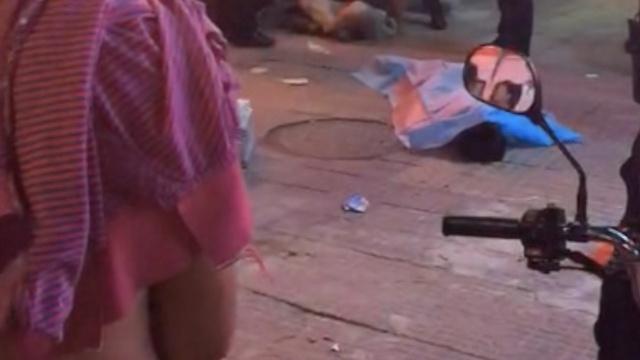 男子与同事酒后争执打架,倒地身亡