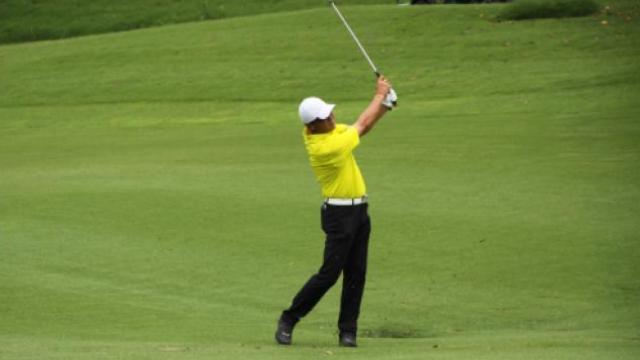 丁世忠:打高尔夫太好太差都没朋友