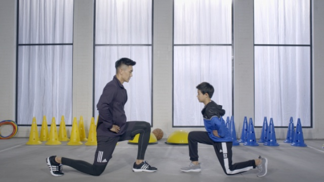 纯干货三招肌力训练助力孩子运动