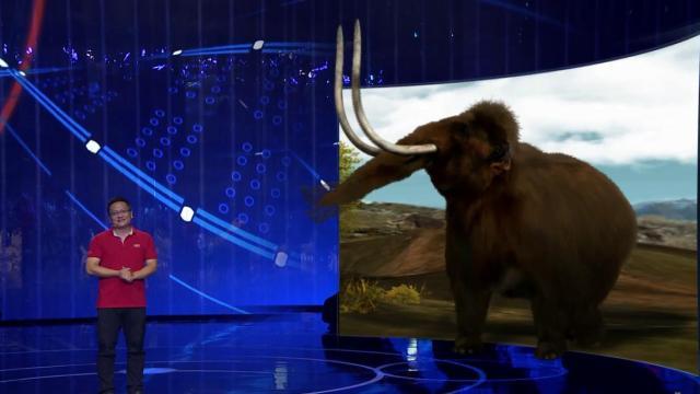灭绝四千年的猛犸象即将复活?