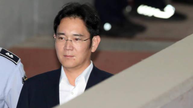 李在镕一审被判5年,律师:立即上诉