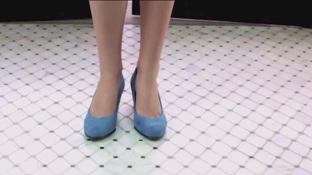 在最初,高跟鞋可不只是女生的专属