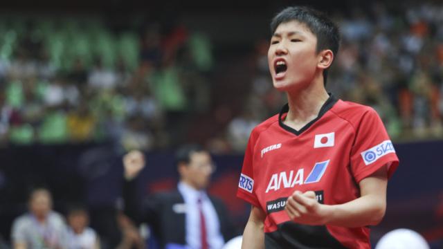 日14岁华裔神童夺冠,国乒全军覆没