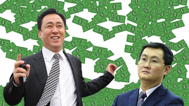 中国第二富豪是他!身价341亿美元