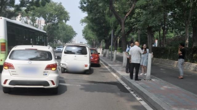共享汽车事故频发,司机肇事逃逸多