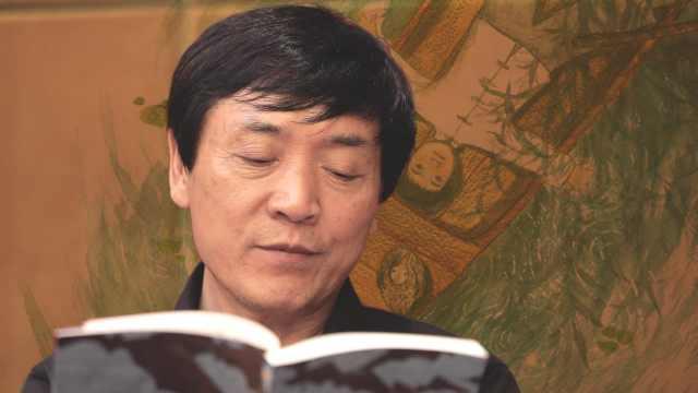听儿童文学作家曹文轩读《蝙蝠香》