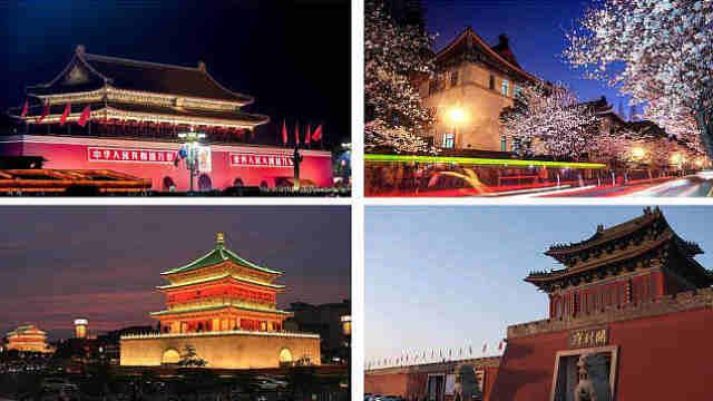 在古代,中国的东京和西京在哪里?