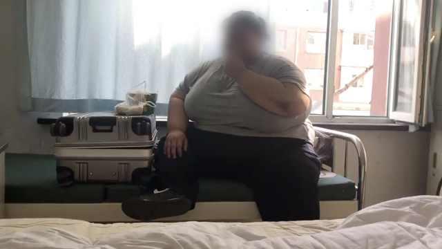 400斤女孩扎针减肥,瘦了想开服装店