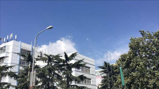 """今日岛城天空,被""""青岛蓝""""承包了"""