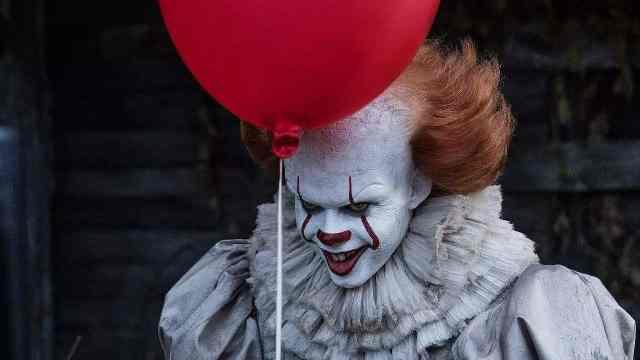 电闪雷鸣夜,《小丑回魂》袭来
