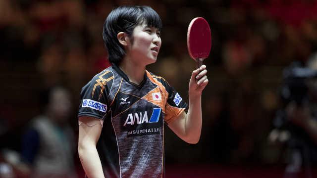 日本天才少女被国乒打得讨厌乒乓了