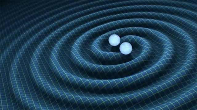 被物理学诺奖翻牌的引力波是什么?