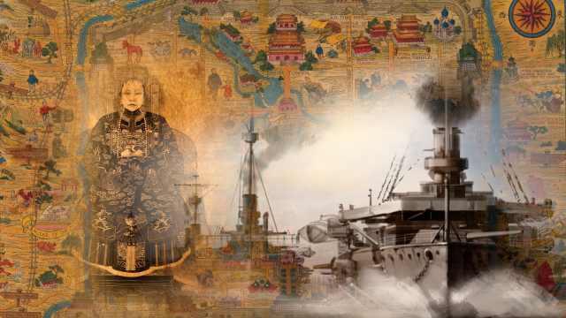 颐和园是慈禧挪用海军经费建的吗?