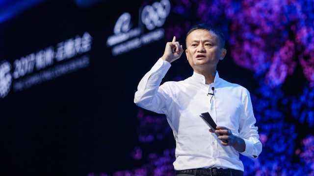 文科生马云:我不懂技术但信仰技术